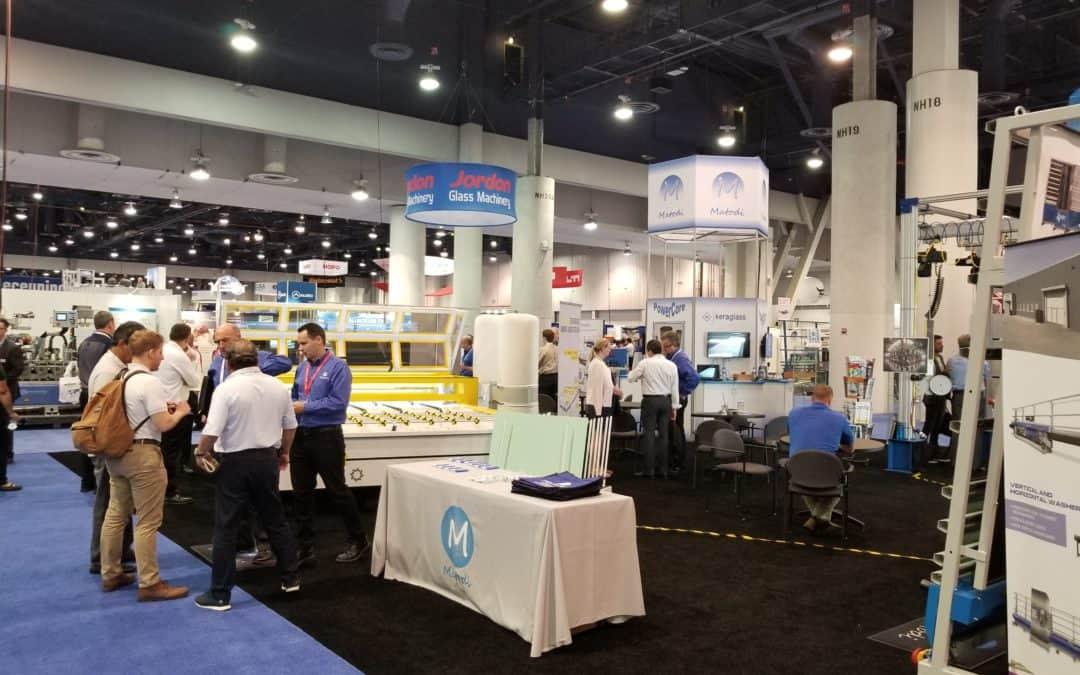 GlassBuild 2019 Machinery Highlights